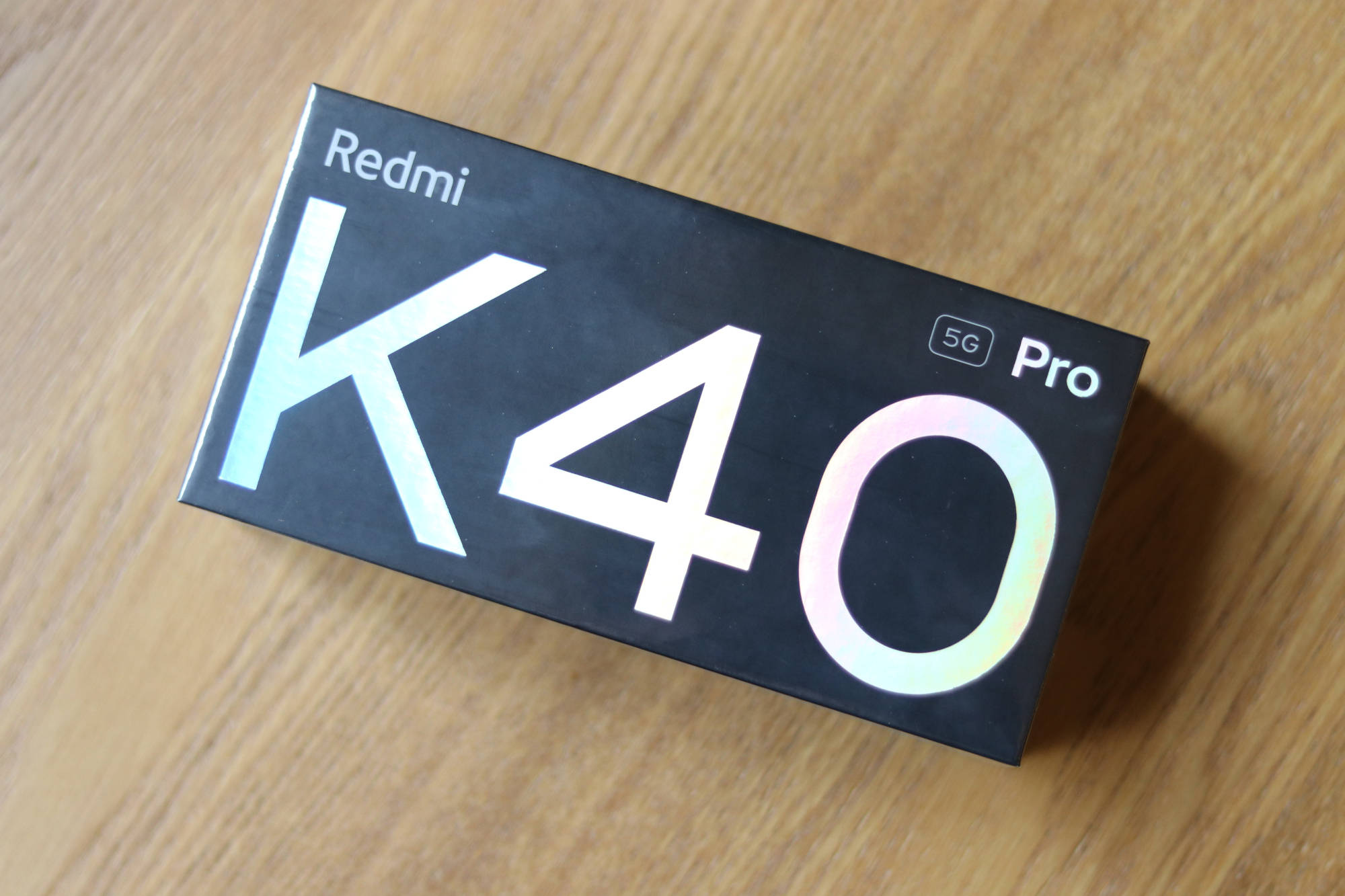 小米之家预定的红米K40 Pro终于到手了,不吹不黑,说说真实感觉