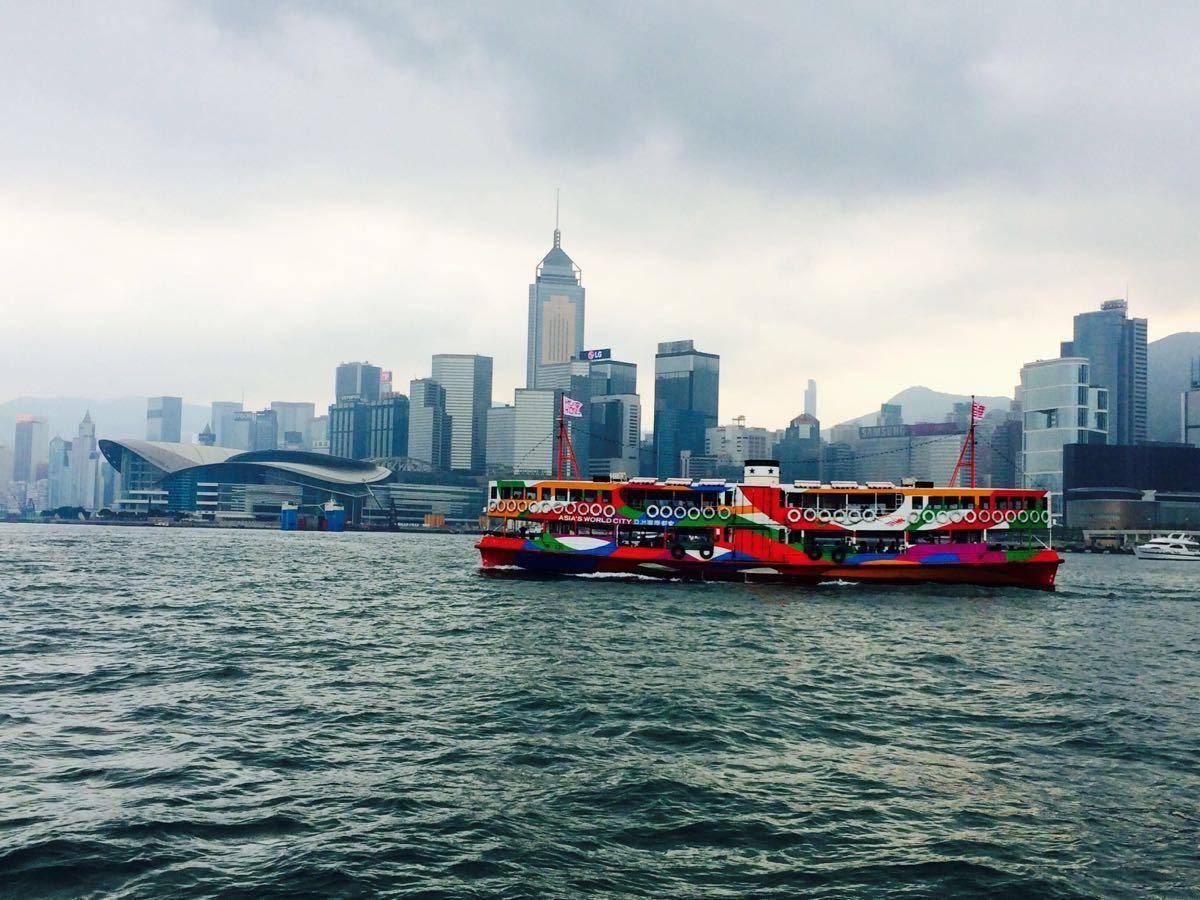 中国富可敌国的城市,是全球第三大金融中心,GDP超一百多个国家