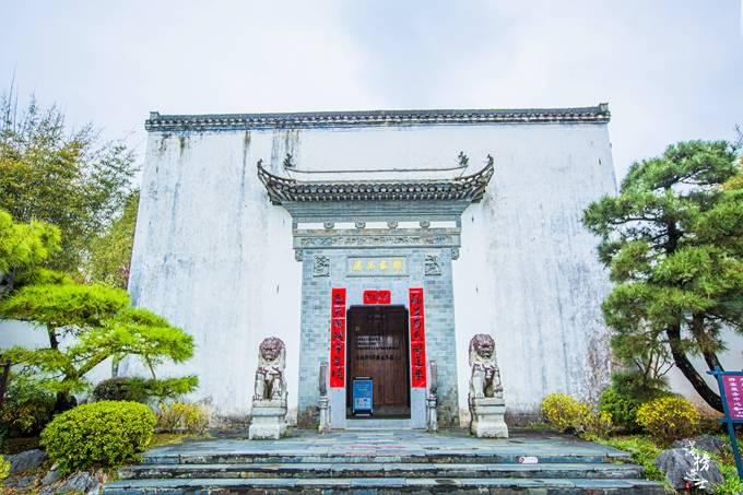 安徽歙县有一座花园,曾经是江南三大私家名园,现在是国家5A景区