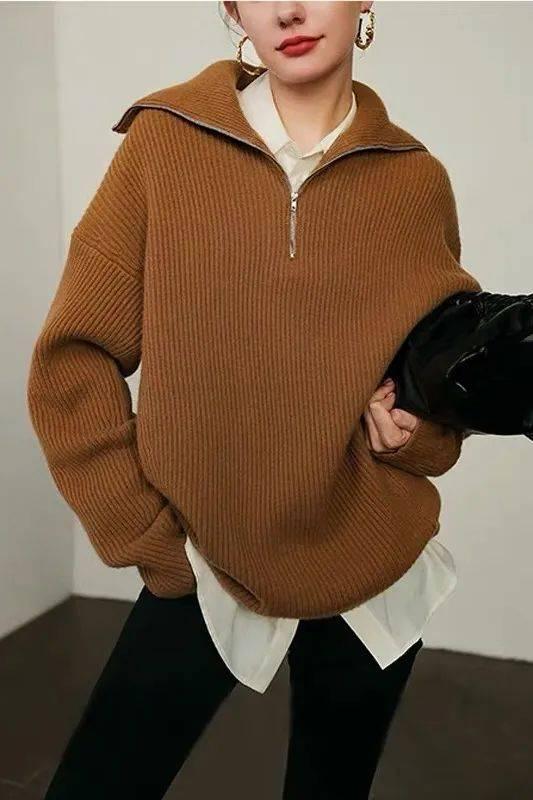 """原创是时候穿""""薄毛衣""""了!这几款春天照着穿,巨巨巨好看!"""