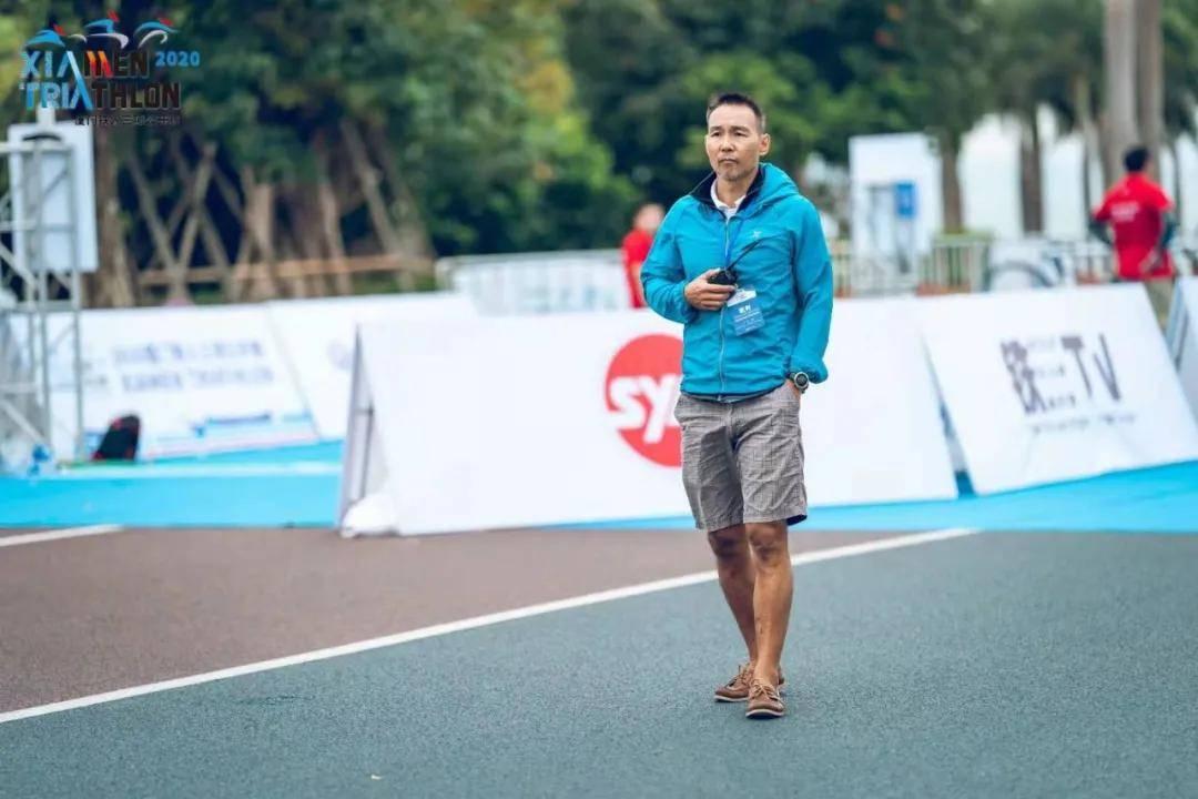 鹭岛体育人:林海 骨子里流淌着运动的血液