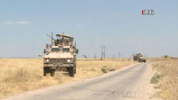 叙利亚危机10周年,记者亲历战火!美军车队仍在非法进入……