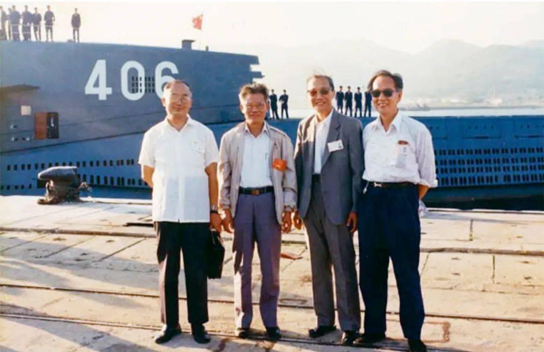 """彭士禄:中国核动力的""""彭拍板""""_核潜艇"""