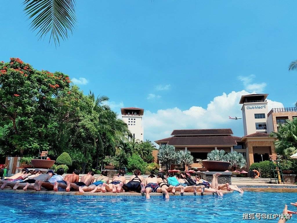 周末短期亲子游 一价全含的Club Med Joyview度假村 嗨皮UP+!-家庭网