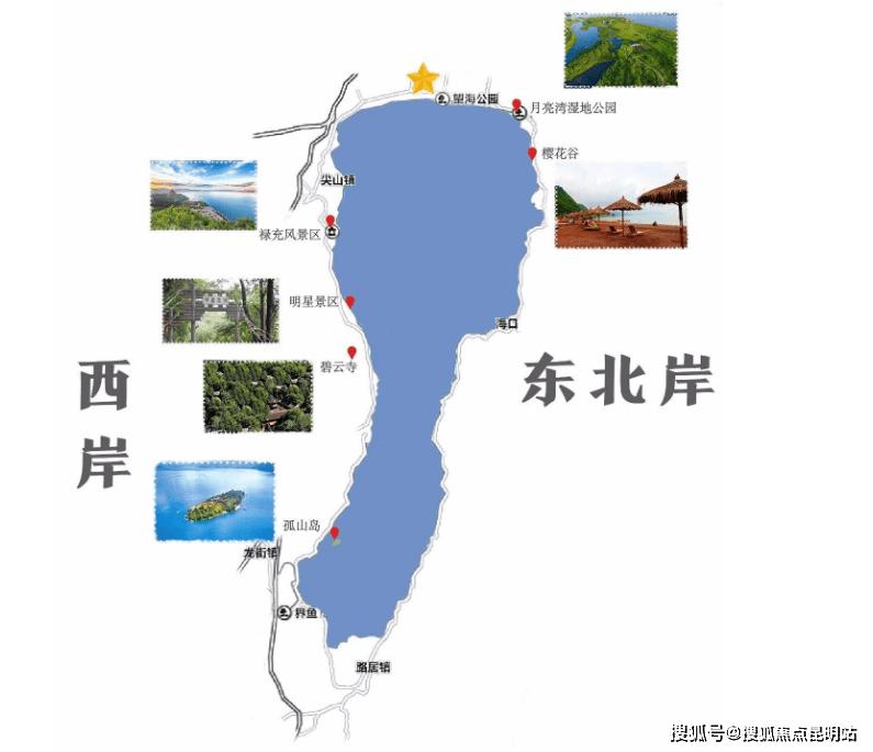 除了一湖水,抚仙湖凭什么能撑起几万亩的文旅产业?