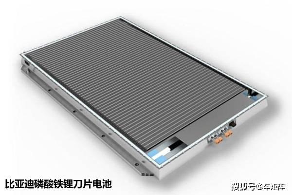 比亚迪秦PLus纯电版,搭刀片电池,续航600Km,行业领军车型初现_消费