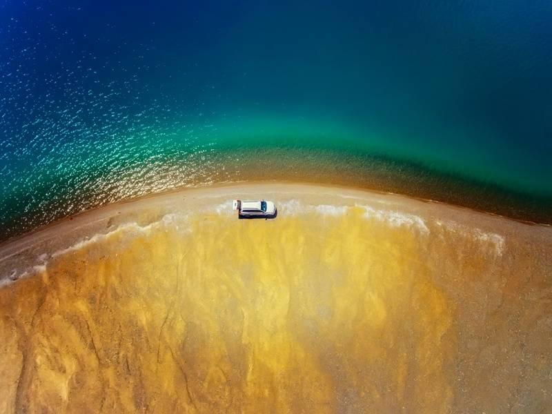 原创             四月航拍季 | 无人机俯拍下的惊艳风光