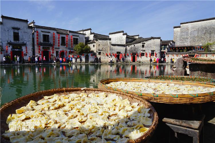 原创             一座山村,成了世界遗产,被誉画里乡村,还是《卧虎藏龙》的江湖