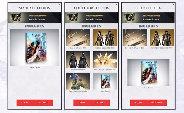 《古剑奇谭OL》欧美版预告:游戏玩法出彩,261元买断制登陆Steam