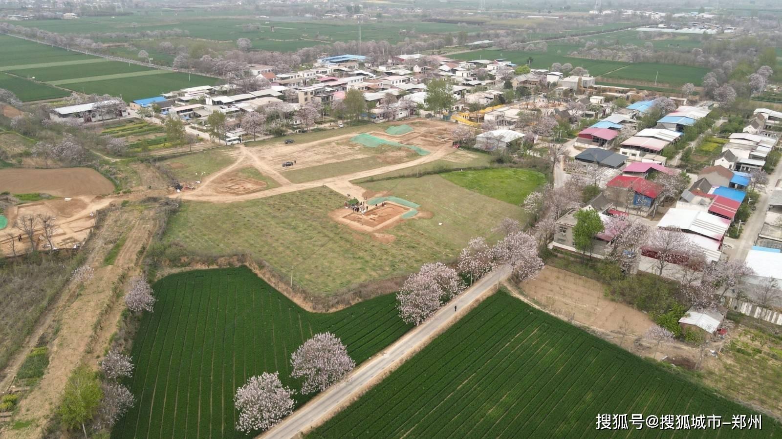 8000年裴李岗文明圣火照亮历史征程