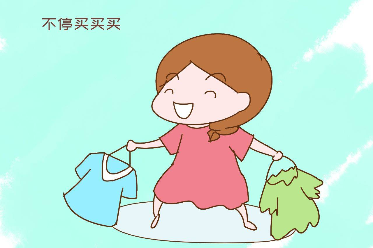孩子小时候穿不到新衣服,长大后多半会有这样的心理,很可悲