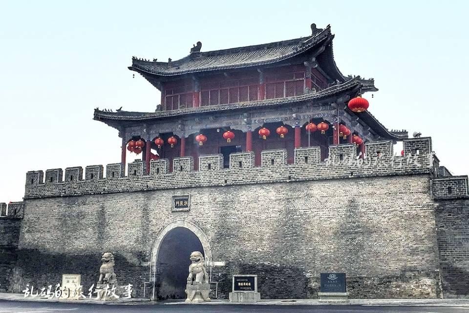 河南这座古城 做过六朝古都 获评全国最具潜力古城之首却少有人知