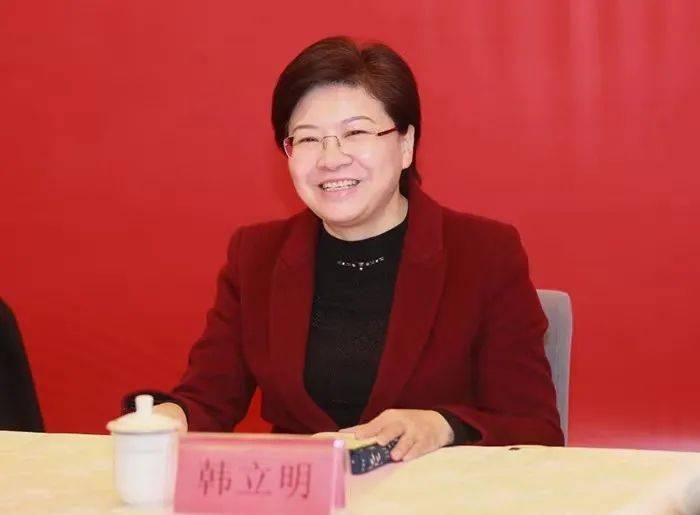 韩立明晋升南京市委书记,女性市委书记密集履新