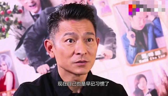 刘德华自曝已7年不吃肉 养生餐全是素菜