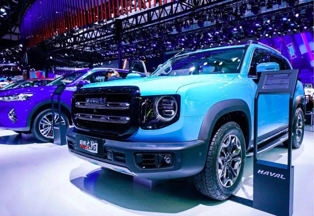 漫谈中国车展之一:汽车工业的跃迁