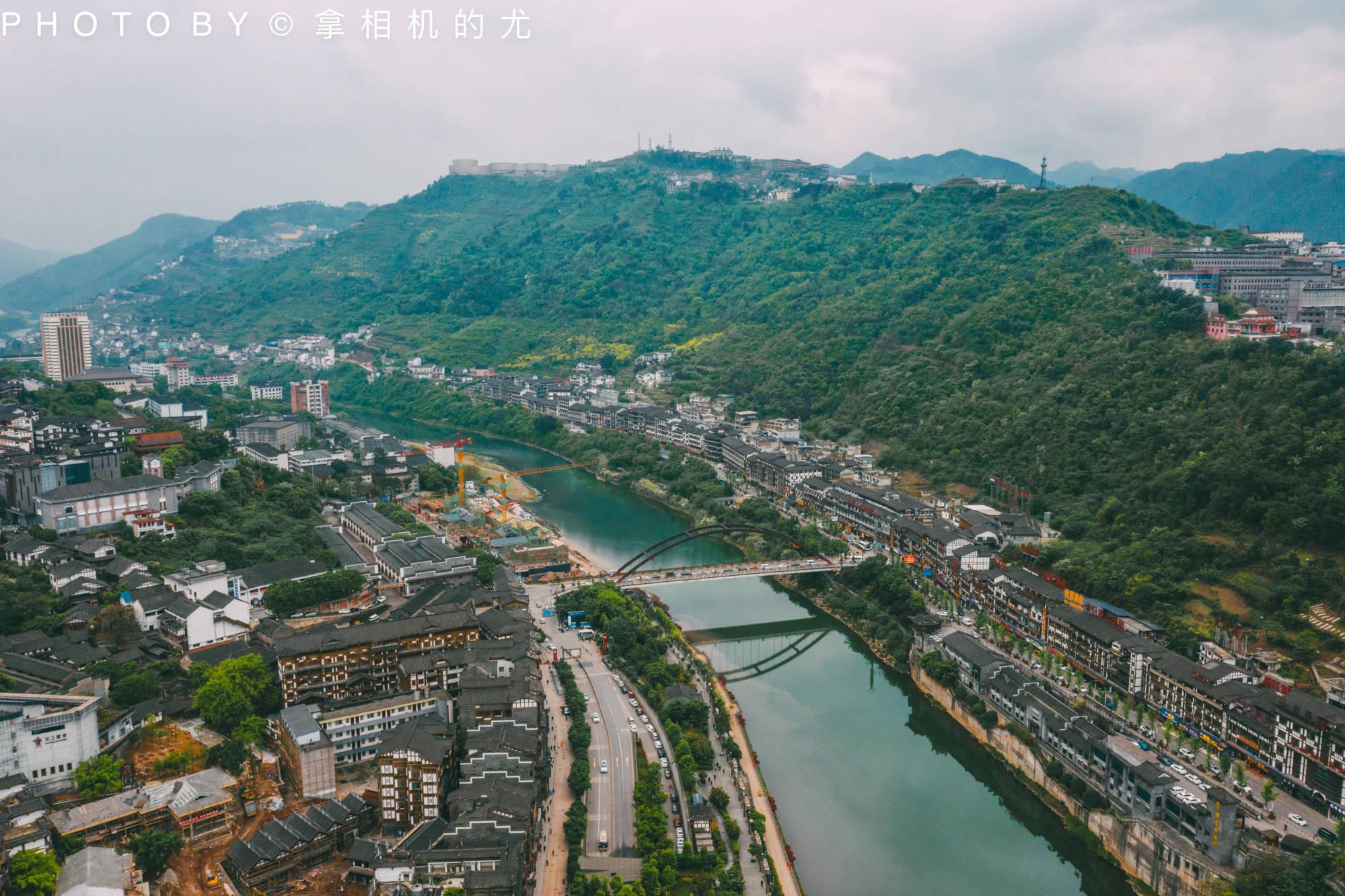 原创             贵州最富裕的小镇,值不值得一去?