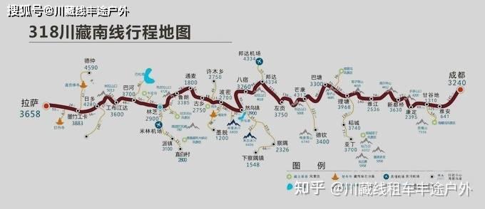 2021年川藏线自驾游注意事项