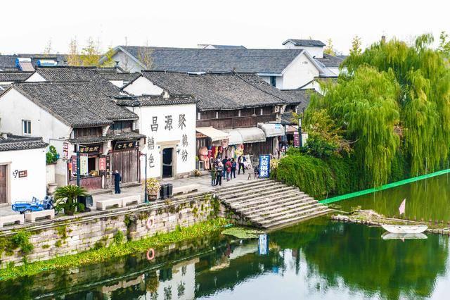 """真正的""""小桥流水人家"""",江南古镇之首,运河边上的宝藏,超美!"""