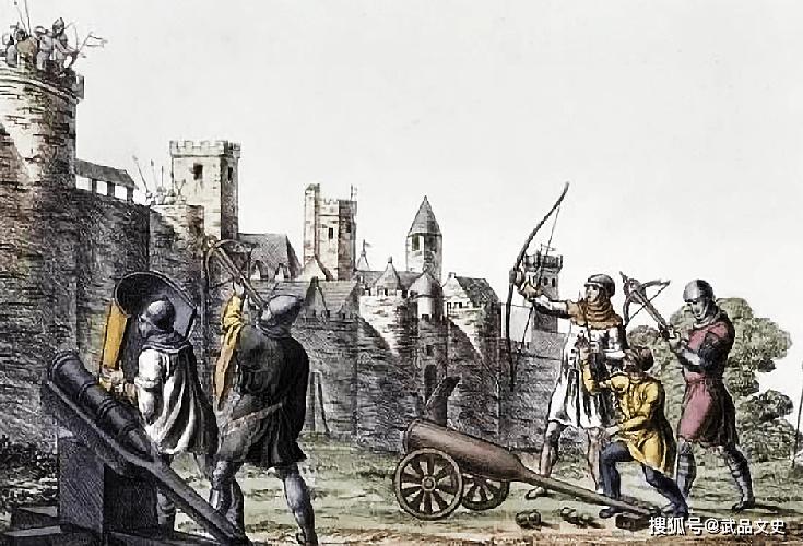 敌军包围城堡3年,眼看破城,守将把肥猪扔下城墙,敌军连夜撤退