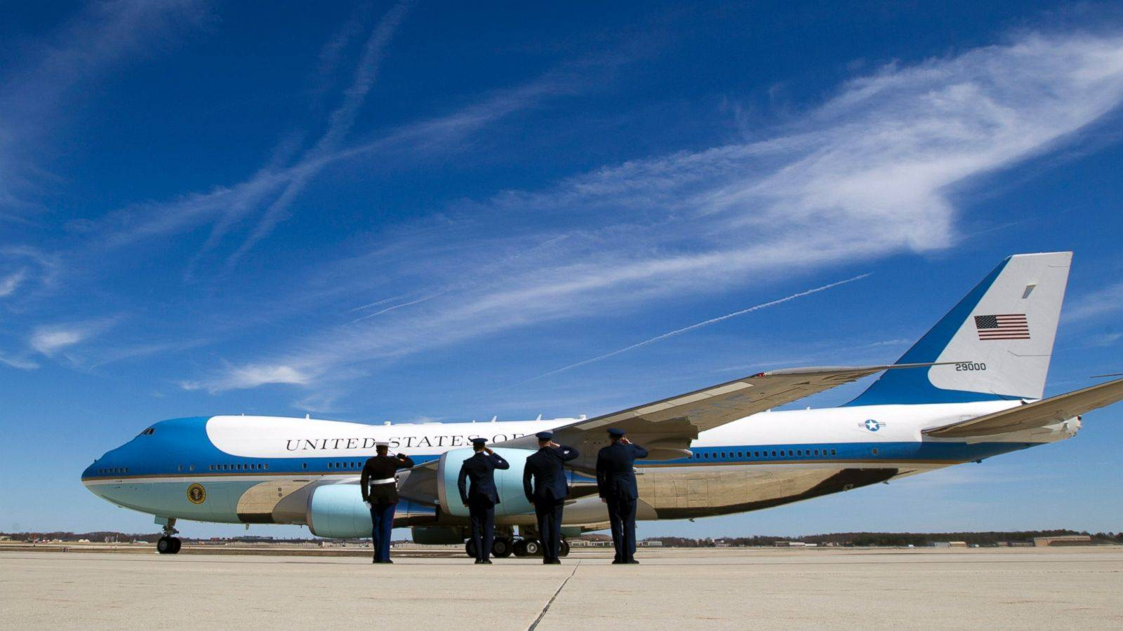 无法击落?美国空军一号集合先进技术,具备高度安全级别!