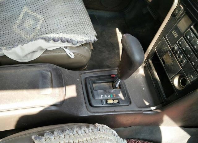 年代这么久远的车都能有无框车门无人车 无人车 第3张