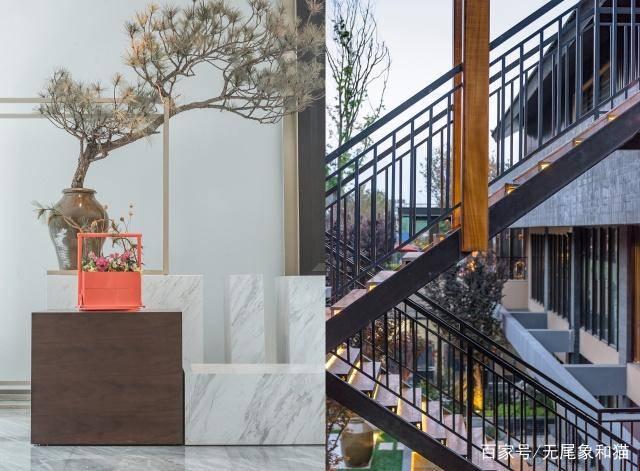 云南旅行住过最舒适的酒店,房间阳台上便可拍雪山日出