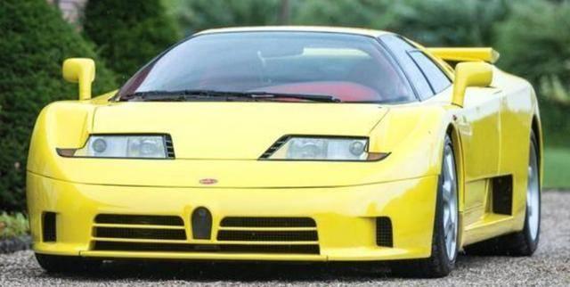 20年前的跑车,每一款都很好,一点不过时