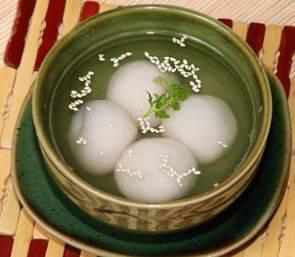 心理测试:四碗汤圆,你会吃哪碗?测近期你会迎来什么好事  第2张