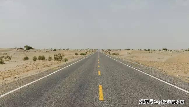 新疆最美的9条自驾路,景中有路,路边即景!