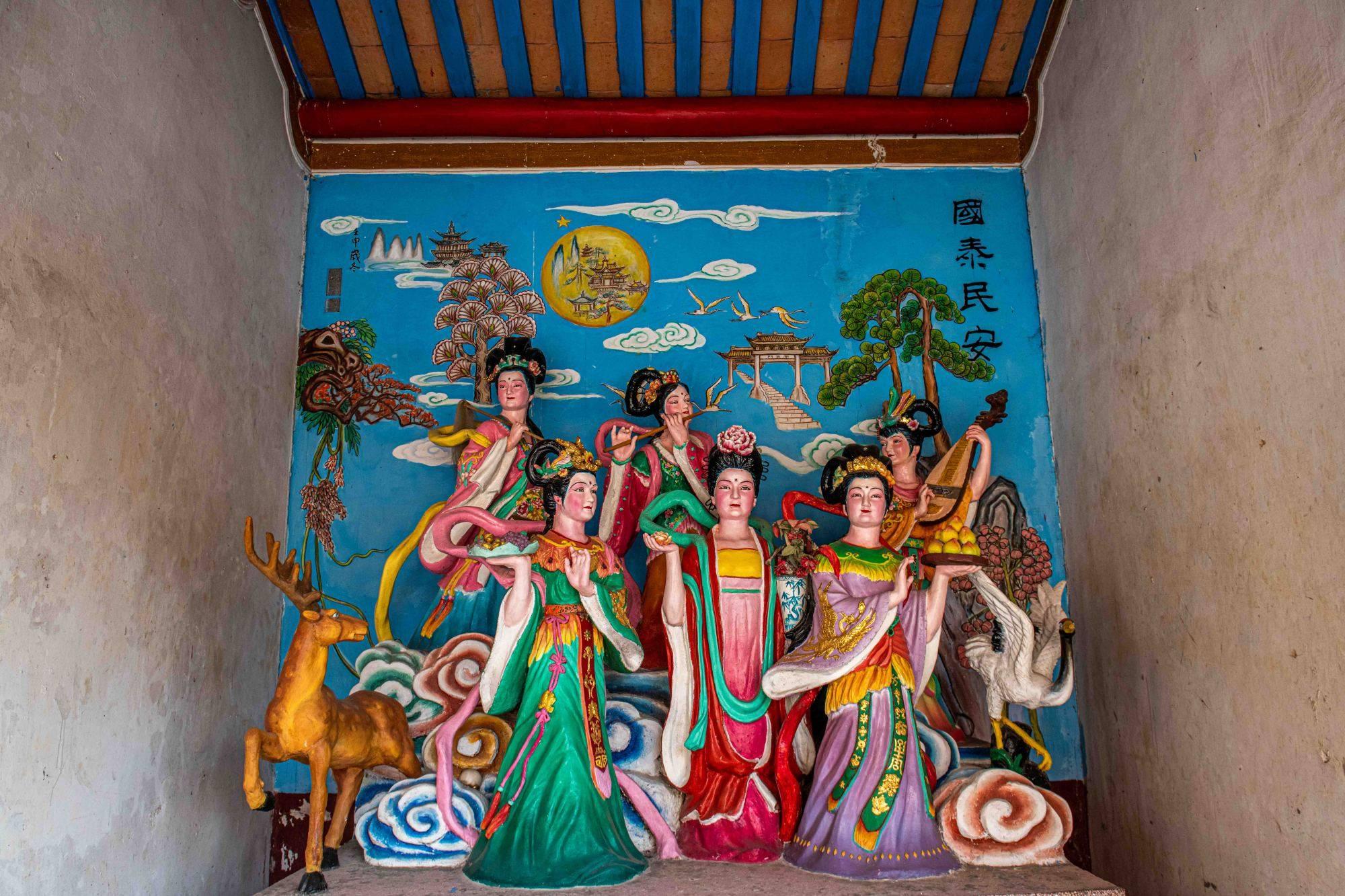 揭西旅行超值得去的寺庙,已有千年历史,无数华侨会为它远道而来