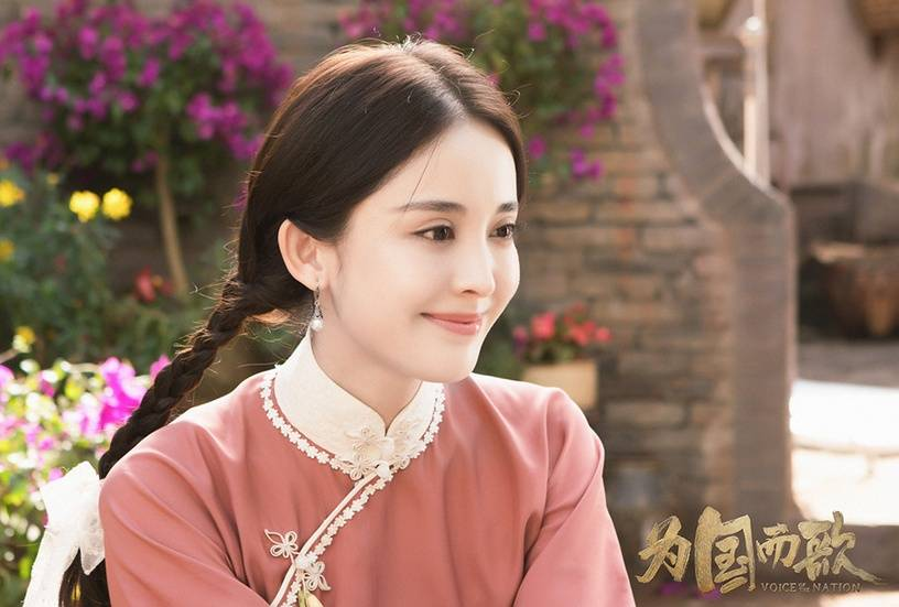 9位女星「民国风麻花uwin电竞游戏辫造型」!杨紫甜美上热搜
