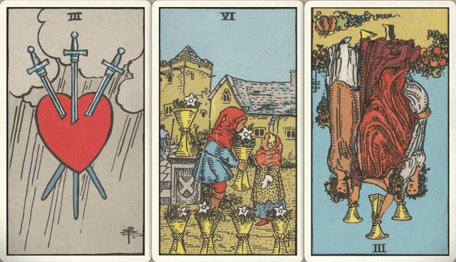 神叨酱塔罗,白羊座六月运势:感情进入新阶段,工作遇领导赏识  第3张