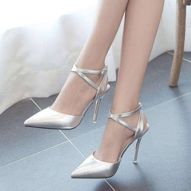 心理测试:选出你最喜欢的高跟鞋,就可以看出你会爱上什么样的人  第4张