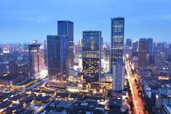 天府之城成都的2021年200米以上摩天排名第几?