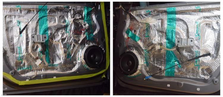 雪佛兰科鲁泽汽车音响改装,音质更细腻纯美!