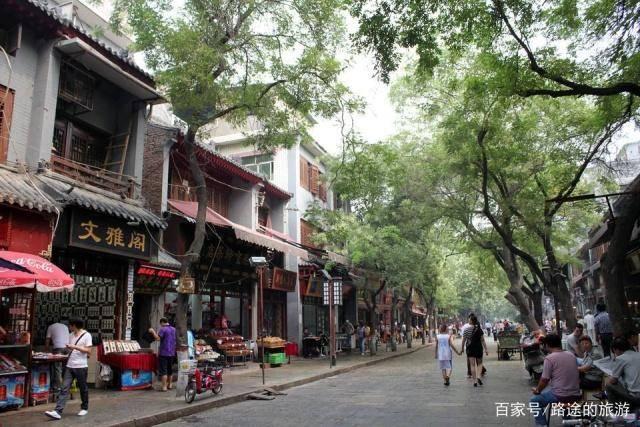 国内三大著名的步行街,却遭游客吐槽嫌弃,原因只有三个字