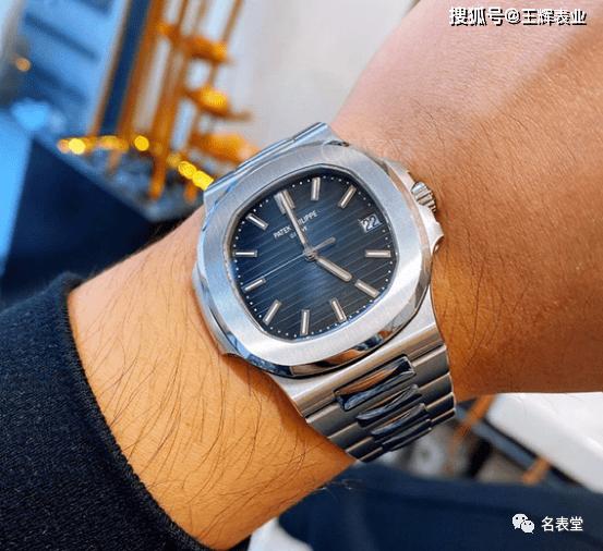鹦鹉螺上手怎么样?适合中年男士气质的手表 比劳力士更有贵族范 爸爸 第5张