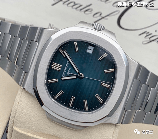 鹦鹉螺上手怎么样?适合中年男士气质的手表 比劳力士更有贵族范 爸爸 第3张