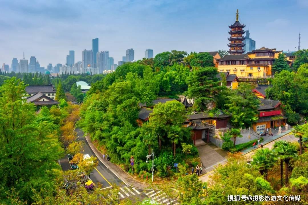 寻找历史里的车辙和印记探寻古都南京