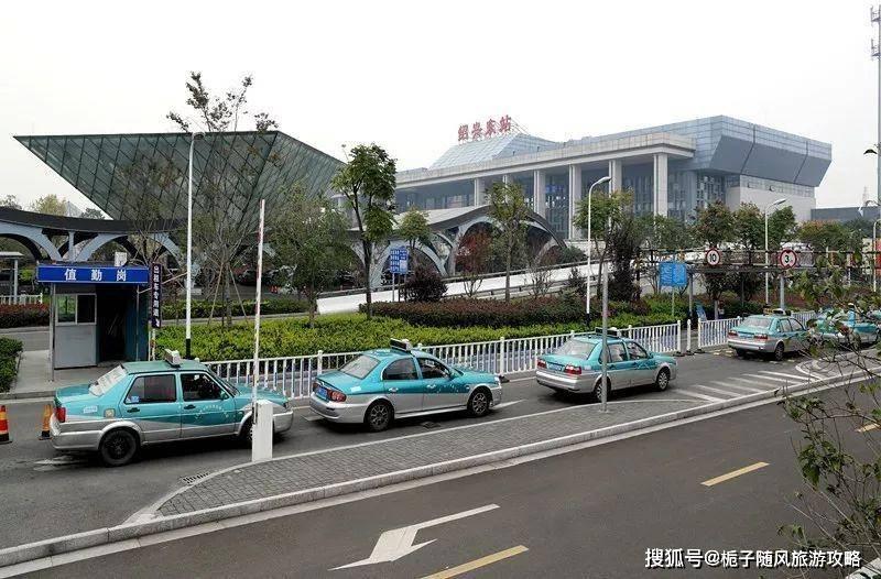 杭甬高速铁路沿线的7座火车站一览