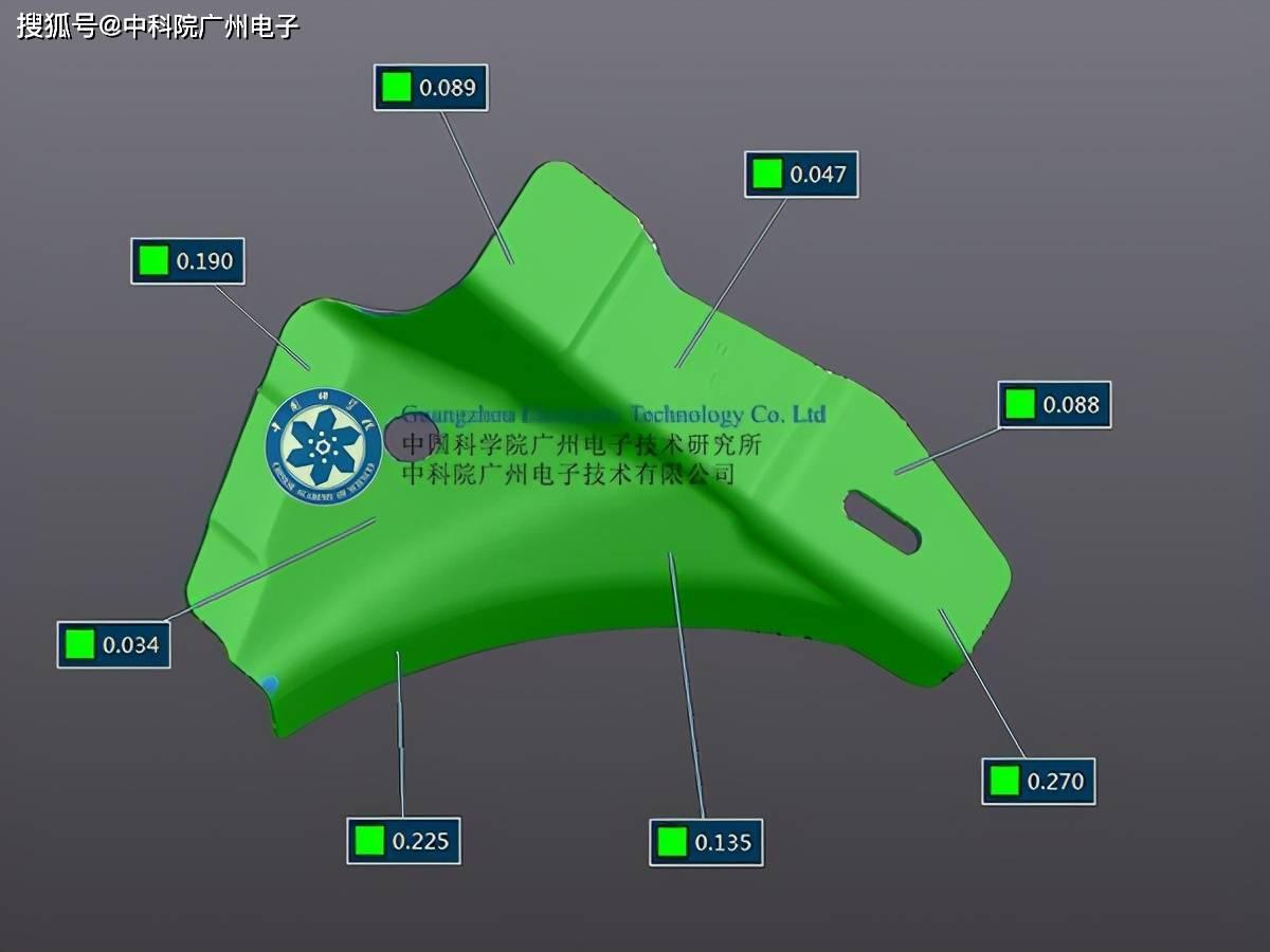 逆向設計+三維檢測——汽車鈑金件三維掃描逆向檢測方案