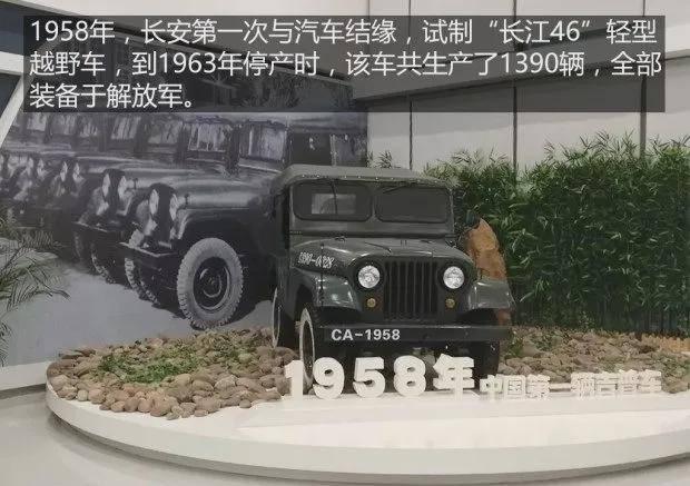 中國產越野編年史,江山代有才人出,各領風騷數百年!