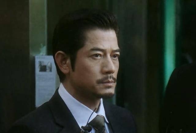 《秘密访客》中郭富城扮演的汪先生有多渣?五个细节让他原形毕露