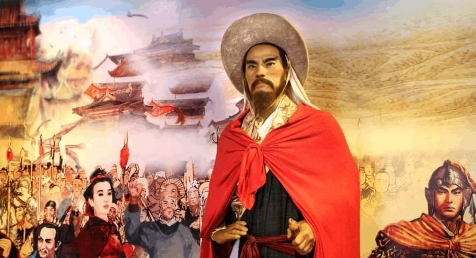 闯王李自成,进入紫禁城,你猜他第一件事干了什么