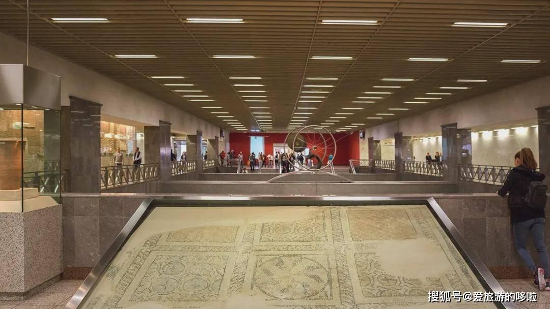 欧洲十大最美地铁站,你去过哪几个呢?