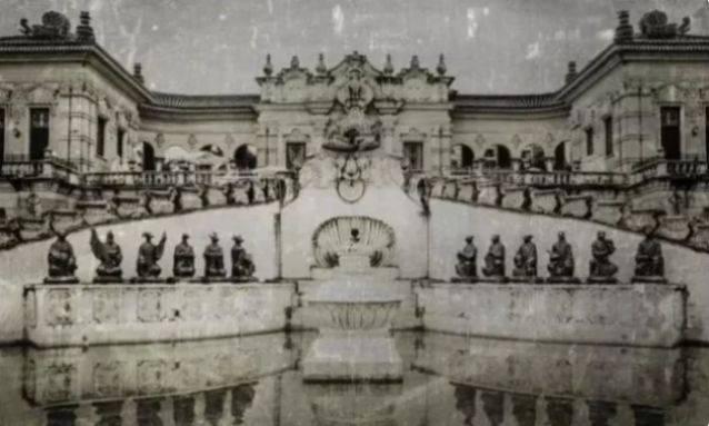 圆明园被毁前照片在英国曝光,每张都美到能当屏保!