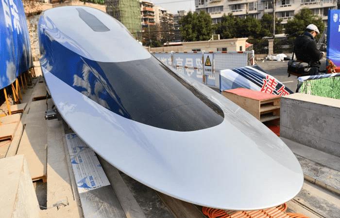 世界最快时速:列车时速达1000公里