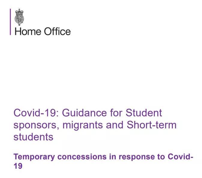 好消息!英国留学生2年工签入境截止日期再次延期!