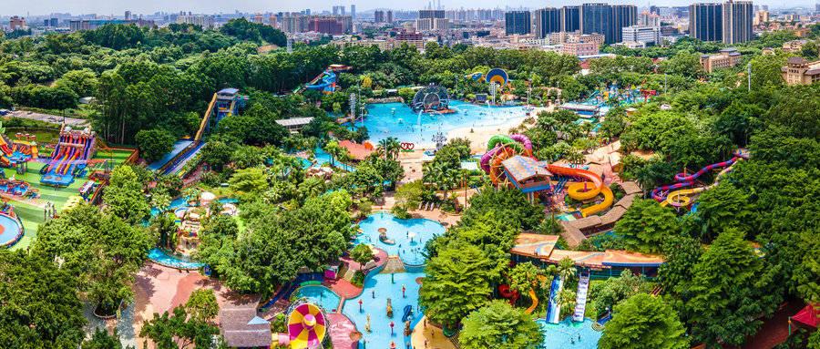 主題樂園選「城」的密碼 養活一座樂園需要多少區域人口?