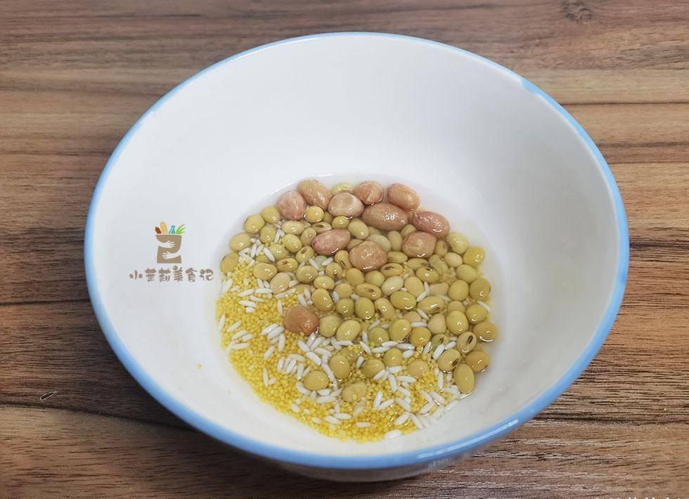 三九天,女人要常喝這五穀豆漿,營養豐富味道香,暖胃暖身氣色好